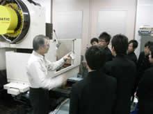 機械工作・設計 鈴木教授