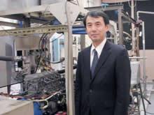 熱工学 本田教授